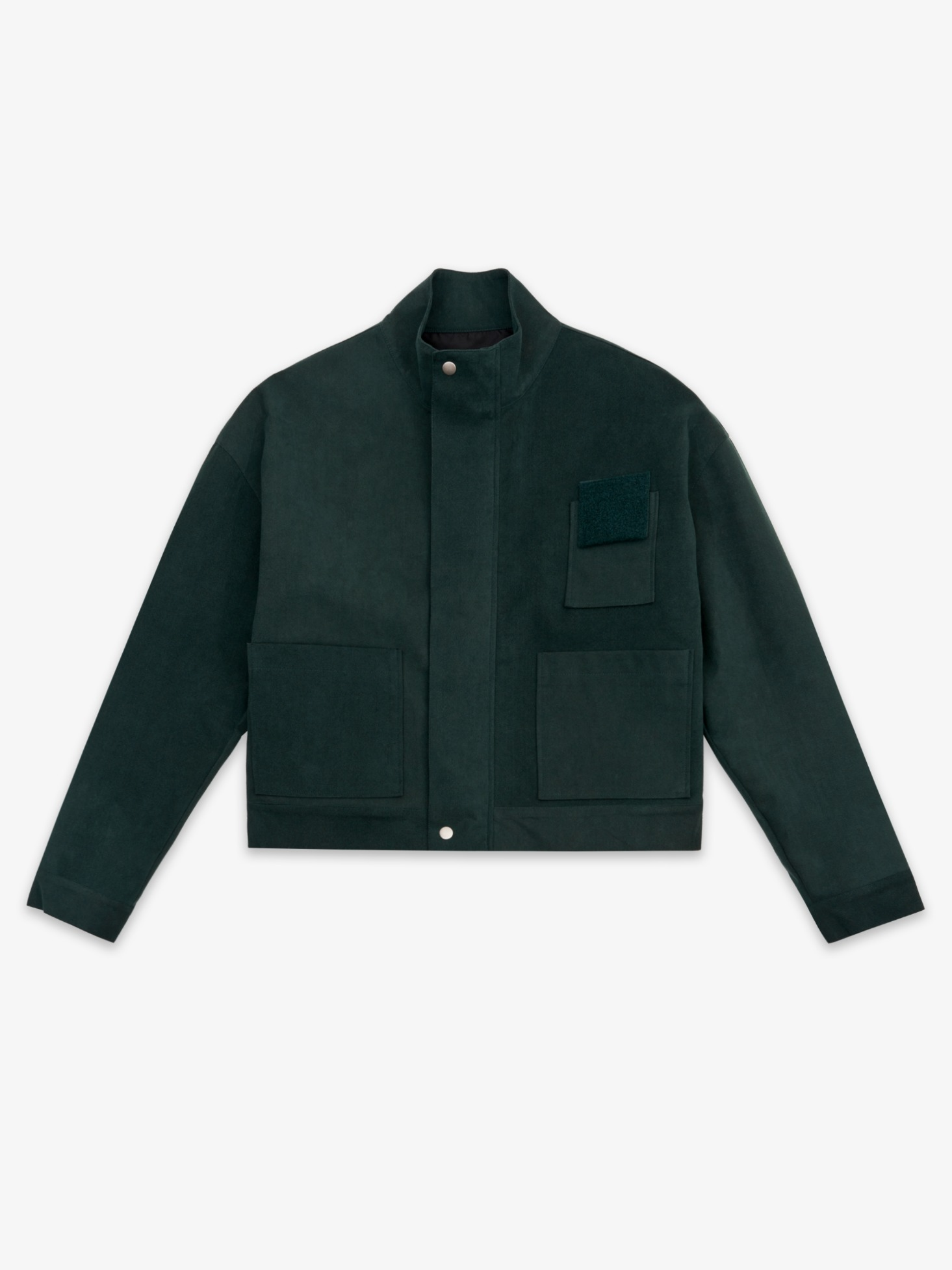 FYUCHR MOBILE JACKET(DEEP GREEN) 시즌오프 50% 특별할인 248,000원->