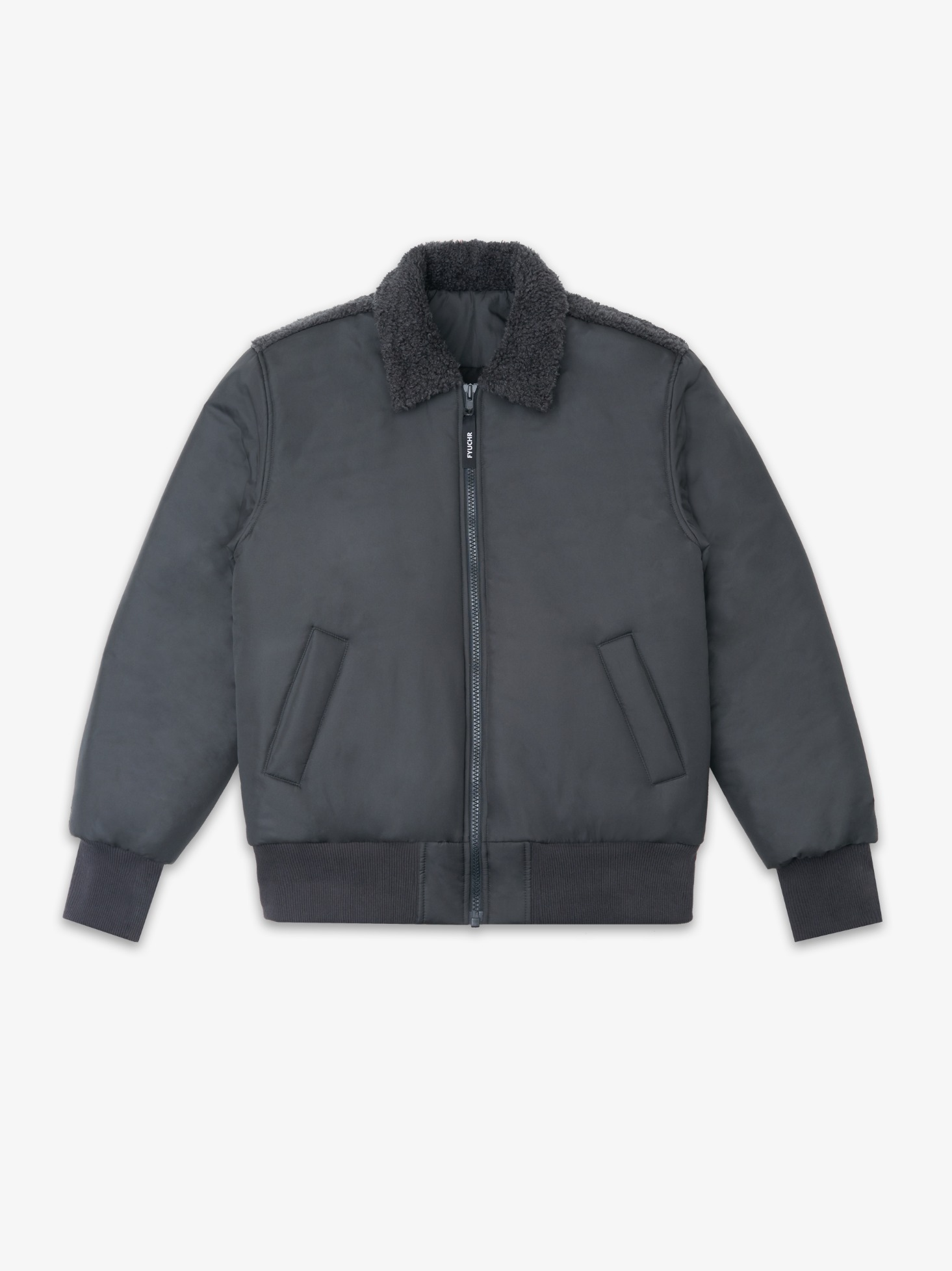 LAMBS WOOL A2 BOMBER